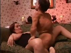 Wife fuck with midget..........