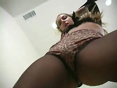 Sammie Pantyhose and Dirty Talk