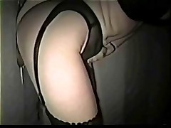 Blonde at the Gloryhole