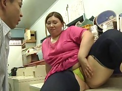 BBW Japanese ass of the year.