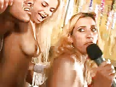 Crazy Brazilian Carnival Orgy