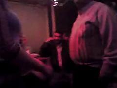 Nigth club dancing