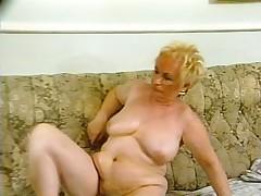 Chubby Granny Loves a Fuck