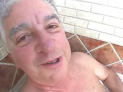 Young whore services brazilian Grandpa