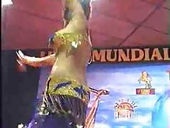 Orientale sexy belly dance