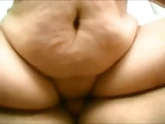 Huge tits and dick in their massive asses